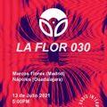Marcos Boricua en La Flor para www.internetpublicradio.live - Mexico 13 Jul 2021