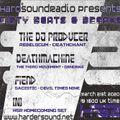 THE DJ PRODUCER - Dirty Beats & Breaks On HardSoundRadio-HSR