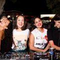 Live Eli Rojas and Friends at Blue Marlin Ibiza with Silvie Lotto and Lena Estetica Summer 2018