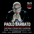 AfterDark House with kLEMENZ (13/3/2019) guest: PAOLO BARBATO (ita)