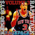 Rambo Boys Backpack Papattack Vol.3