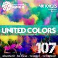 UNITED COLORS Radio #107 (Guaracha Mini Mix, Latin House, South Asian Fusion, Ethnic, Bollywood)