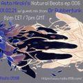 Dr Rubberfunk Guest Mix for Asta Hiroki's Natural Beats - Radio.D59B - February 2021