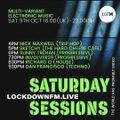 Saturday Sessions- LDFM - 9th Oct