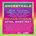 PODCAST SESSION - ANCESTRALE MULTISTREAM TOUR - #DANCEATHOME