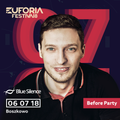 BLUE SILENCE - Euforia Festival 2018 Before Party, Klub Na Fali (2018-07-06)