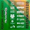FestivaLess 2.0. Polifonik Sound / Tardeo Zaragoza