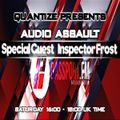 #102 BassPort FM - May 7th 2016 (Special Guest Inspector Frost)