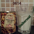 Milk and Beans 0614