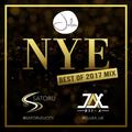 @SatoruDJCity & @DJJAX_UK // Jalou 2017 NYE mix
