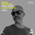 Magna Recordings Radio Show by Carlos Manaça 156 | Afro House & Tech House Studio Mix