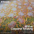 RFA w Corporal Tofulung - 22-May-20