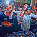 """RIDIN' DIRTY"" rudeboy sound - old school hip hop  dancehall mixup !"