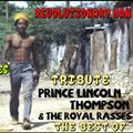Best of Prince Lincoln Thompson & The Royal Rasses: Revolutionary Man - Rewind on HearticalFM