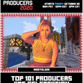 Nostalgix - Top 101 Producers 2020 Mix