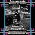 Zungenakrobaten Episode 229 - Lockdown Mix Volume 8vom 28.12.2020