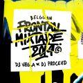 Dj Proceed & Dj Vega - Frontal Belgian mixtape 2019