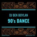 90's Dance Music Wedding Dance Set