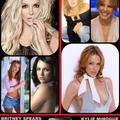 FIGHT CLUB: Kylie Minogue vs. Britney Spears