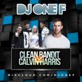 @DJOneF Clean Bandit VS Calvin Harris | SNAPCHAT ADD 'DJONEF'
