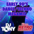 DJ Tony - Early 90's Dance/Techno Megamix @ Retroperjantai, Radio Nova, 18.12.2020