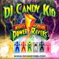 DJ Candy kid - Mighty Morphin Power Ravers (live)