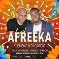 Afreeka with kLEMENZ 20/9/2021 guest: Dj CARDIO