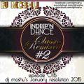 InDeep'nDance Episode 01.15- Classics Remixed #2 Dj Moshu's January Resolution 2015