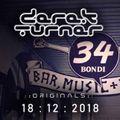 Derek Turner - Dj set of originals at Bar 34   18-12-18