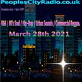 DjLeeJunior_(March 28th 2021) R&B / 80's Soul / Hip-Hop / Urban Sounds / Commercial Reggae. On P.C.R