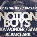 The Notion Boys 3rd Anniversary Special - DJ aka Wonder and Si Waye