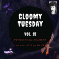 Gloomy Tuesday 20/07/2021 Vol. 15 - Dark-Wave, Death-Rock and Post-Punk Sounds live from Berlin