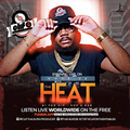RAP, URBAN, R&B MIX - FEBRUARY 19, 2019 - WWMR-DB THE HEAT - THA SUPA LIVE MIX SHOW