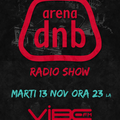 Arena dnb radio show - Vibe fm - mixed by INFLEX - 13-nov-2012