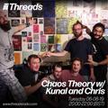 Chaos Theory Radio Show w/ A Sweet Niche & The Display Team - 06-Aug-19
