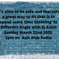 Different Angle Dj Robert Ouimet March 22nd 2020 Acxit Web Radio