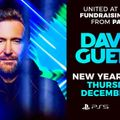 David Guetta @ United At Home: Live From The Louvre Paris, France 2020-12-31