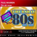 Paul Warren - 80's Thursday - Box UK - 17-06-2021