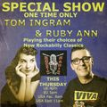 Tom Ingram & Ruby Ann - New Rockabilly Classics Show