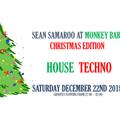 Sean Samaroo LIVE at The Monkey Bar Orlando - December 22, 2018
