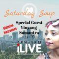 Saturday Soup w/ DJ Croc & Sims Mode ft. Special Guests Samantra & Kat 290619