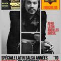 BLACK VOICES spéciale LATIN SALSA années 70 RADIO KRIMI 100% vinyles