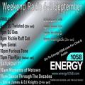 Energy1058 Radio FLavRjay Debut Set. Hardcore Jungle 93/2019