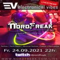 EVT#040 - electronical vibes radio with NordFreak