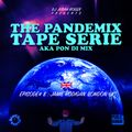 THE PANDEMIX TAPE SERIE by Judah Roger episode 8 guest: Jamie Rodigan (London UK) pon di mix