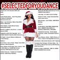 #selectedforyoudance dal 14 al 19 dicembre 2020 remix bootleg dance electro house radioshow