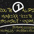 Monkixx (Route 1 Audio, UK) - Bass Blog Bulgaria Showcase #3 Guestmix