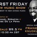 Frankie Knuckles interview on Vocalo 89.5fm (part 1)