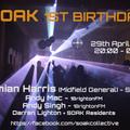 SOAK 1st Birthday - Darren Lighton