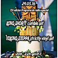 La.Selva>radioshow ! 24/05/2016:KING SHORTY - VIKING STEPPA